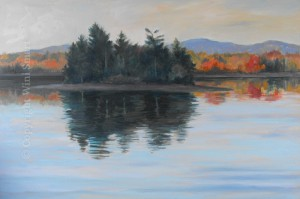 Moosehead Lake by Wini Smart