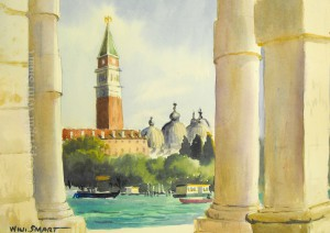 View of San Marco by Wini Smart