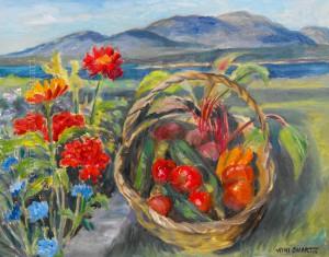 Island Harvest by Wini Smart